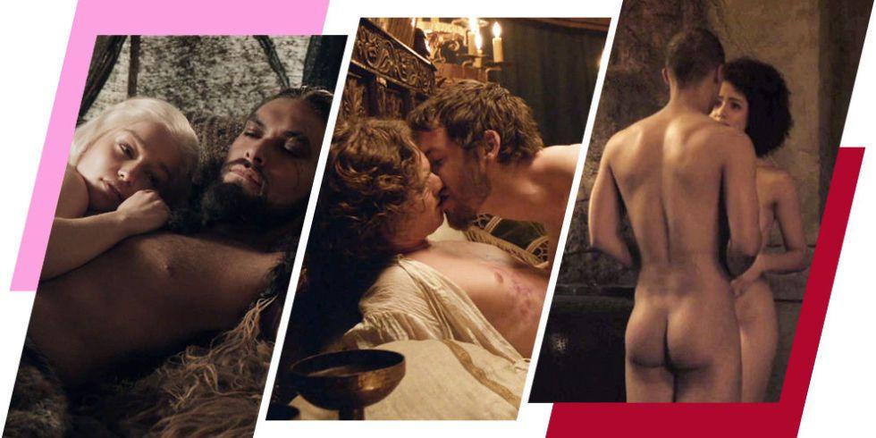 10 Best Game Of Thrones Sex Scenes - Got Hottest Nude Scenes-1988