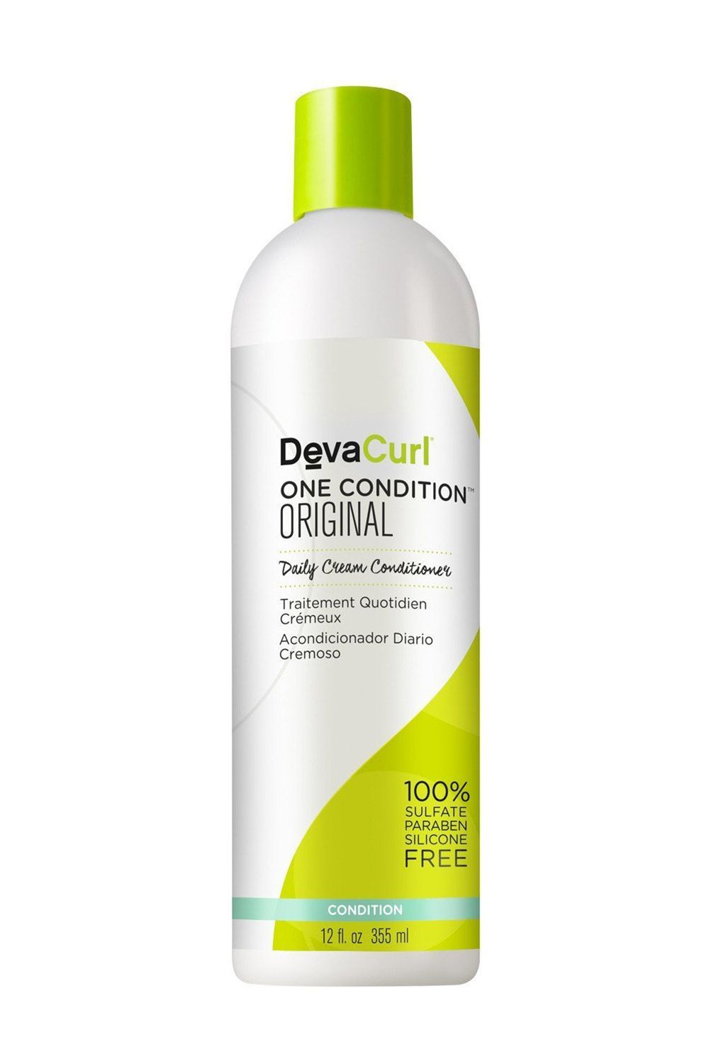 "<p>Unlike most daily curl conditioners, which can feel way too heavy to be used as a leave-in, too, this lemon grass-scented conditioner is surprisingly lightweight, despite its olive-oil base, making it a true rinse-out or leave-in hybrid.</p><p><strong data-redactor-tag=""strong""></strong></p><p><i data-redactor-tag=""i"">DevaCurl One Condition Original Daily Creamy Conditioner, $29</i></p><p><strong data-redactor-tag=""strong"">BUY IT: <a href=""https://www.amazon.com/Ultra-Creamy-Conditioner-Condition-32-Ounces/dp/B000TK99NU"">amazon.com</a>.</strong></p>"