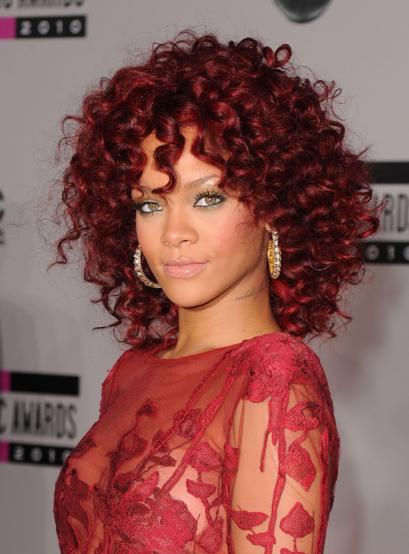 Dark Red Hair Colors - Pretty Red Hair Color Ideas