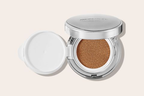 "<p>Unlike with most CC creams, where the first ingredient is water, this sheer cushion compact is filled with super-hydrating bamboo sap to keep dry patches at bay all day long, while leaving skin with a soft, silky finish.</p><p><i data-redactor-tag=""i"">AmorePacific Color Control Cushion Compact Broad Spectrum SPF 50, $60</i></p><p><strong data-redactor-tag=""strong"">BUY IT: <a href=""http://shop.nordstrom.com/s/amorepacific-color-control-cushion-compact-broad-spectrum-spf-50/3469775"">nordstrom.com</a>.</strong></p>"