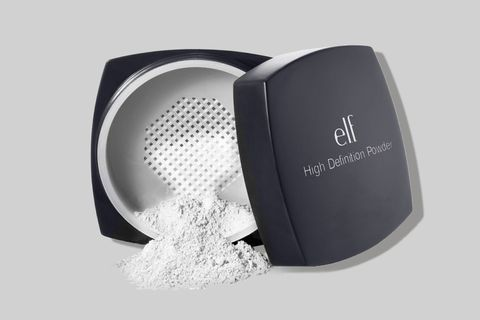 "<p>""I have struggled with oily skin my whole life and have used tons of products (primers, pressed powder, 'professional'&nbsp;liquid foundations, etc.), but nothing provided LASTING coverage. I read about this HD powder on a beauty blog and it is amazing … it keeps me looking fresh and grease-free all day. … Just dab a little on your T-zone areas, and you're set! Seriously, I love this stuff!"" —<a href=""https://www.amazon.com/gp/customer-reviews/R20EOGN9N2MRO4/ref=cm_cr_dp_d_rvw_ttl?ie=UTF8&amp;ASIN=B004DIXYUI""><i data-redactor-tag=""i"">Kristina J.</i></a></p><p><i data-redactor-tag=""i"">E.l.f. High Definition Powder in Sheer, $6</i></p><p><strong data-redactor-tag=""strong"">BUY IT: </strong><a href=""https://www.amazon.com/l-f-Definition-Powder-Sheer-Ounce/dp/B004DIXYUI""><strong data-redactor-tag=""strong"">amazon.com</strong></a><strong data-redactor-tag=""strong"">.</strong></p>"