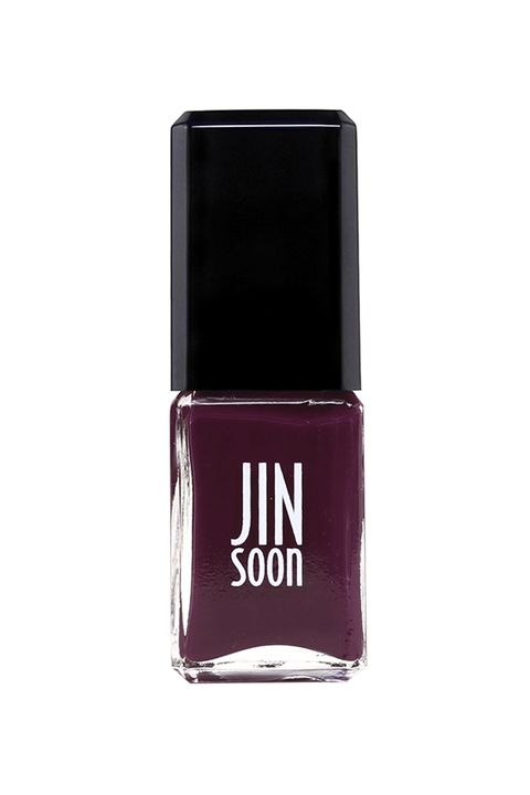 Aubergine Purple Jin Soon Nail Polish