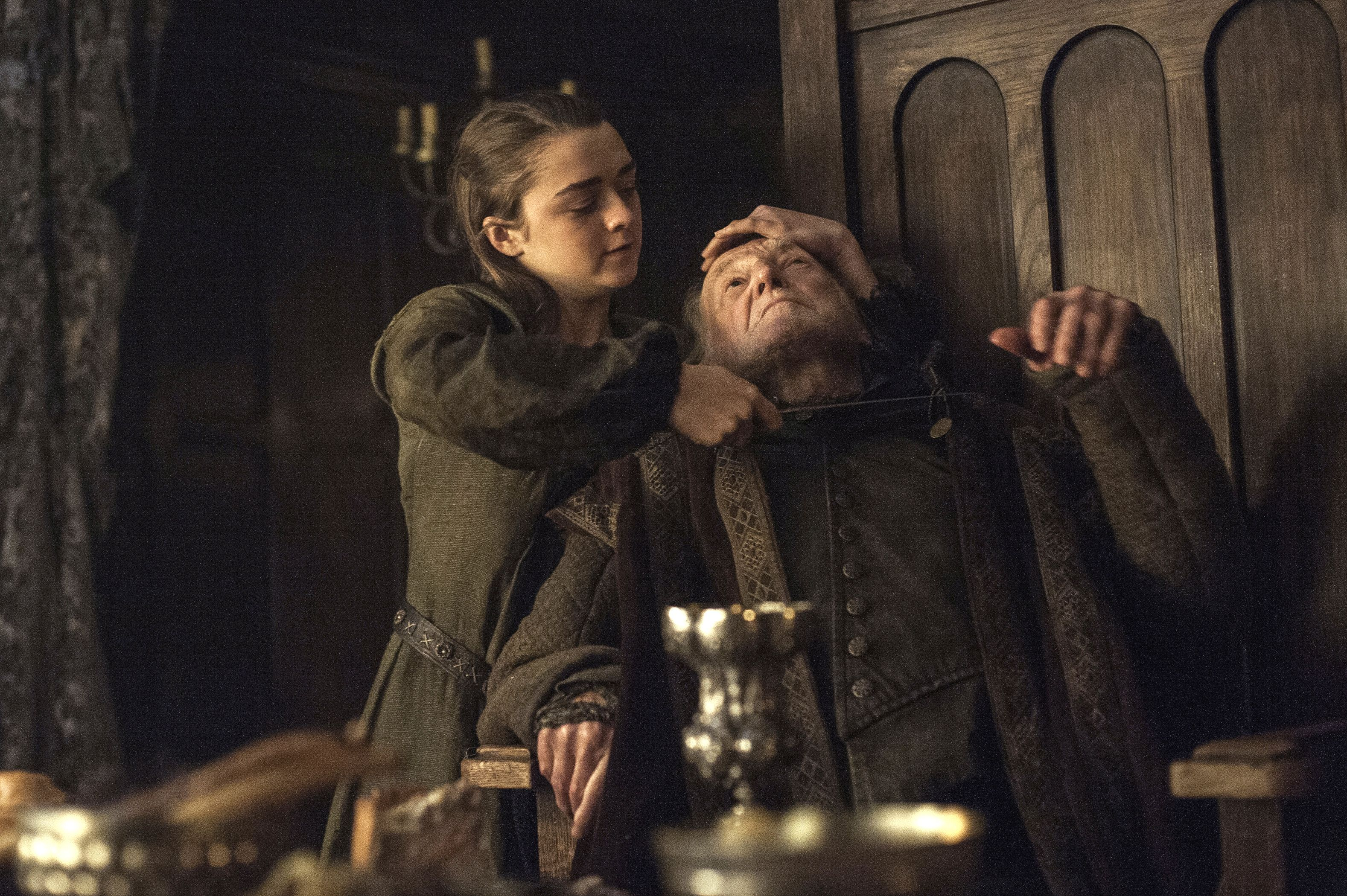How Many Game of Thrones Episodes Pass the Bechdel Test