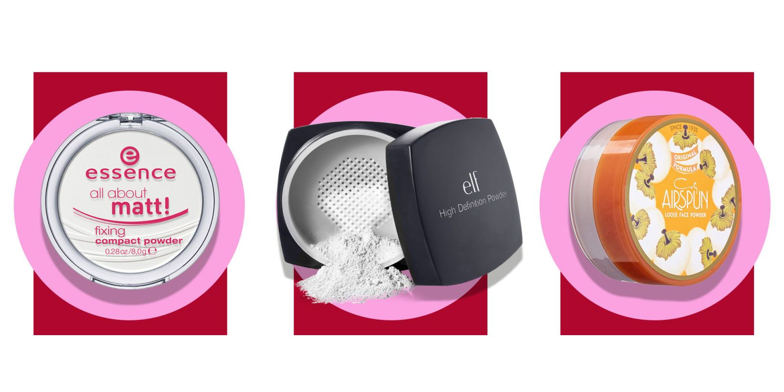 These 5 Under-$10 Setting Powders Will Give Your Skin a Legit Airbrushed Finish