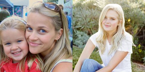 Reese Witherspoon wished Ava a Happy 18th Birthday