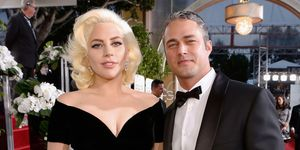 Lady Gaga on Taylor Kinney