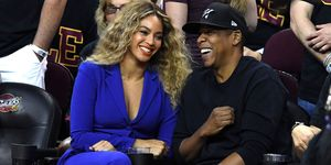Jay Z made crowd sing Happy Birthday to Beyonce