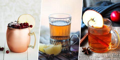 Drink, Punsch, Whiskey sour, Grog, Alcoholic beverage, Hot toddy, Roasted barley tea, Distilled beverage, Cocktail, Apple cider,
