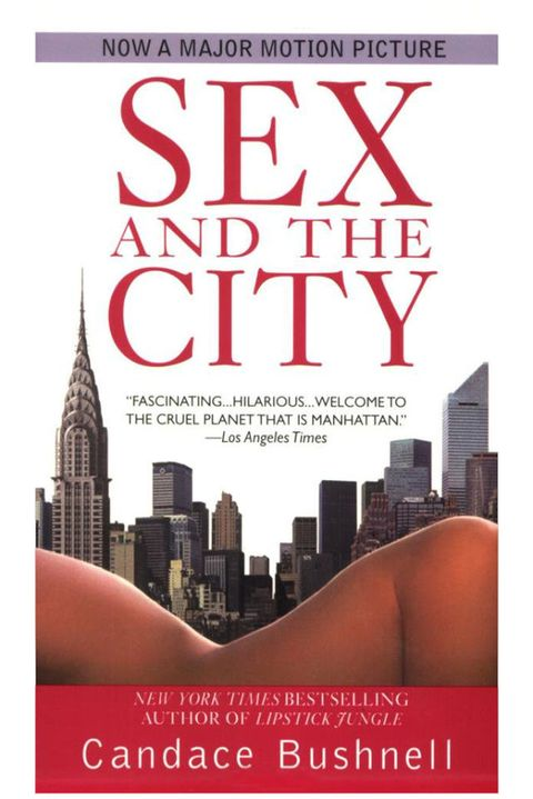 "<p>The show is based off of author Candace Bushnell's life in a collection of essays published as <em data-redactor-tag=""em"" data-verified=""redactor"">Sex and the City</em>.<span class=""redactor-invisible-space"" data-verified=""redactor"" data-redactor-tag=""span"" data-redactor-class=""redactor-invisible-space""> However, Bushnell admits the show often <a href=""https://www.theguardian.com/film/2017/jul/03/candace-bushnell-sex-and-the-city-trump-tinder-new-york-city"" target=""_blank"" data-tracking-id=""recirc-text-link"">embellished her storylines</a>. </span></p>"