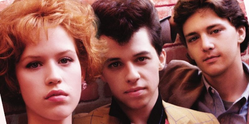 The outfits! The hair! Duckie! John Hughes crafted yet another masterpiece centered around a seemingly too-cool-to-care girl named Andie and her romantic struggles with the popular, rich boy. And like any good high school movie, it ends with a totally '80's prom scene you have to see to believe.