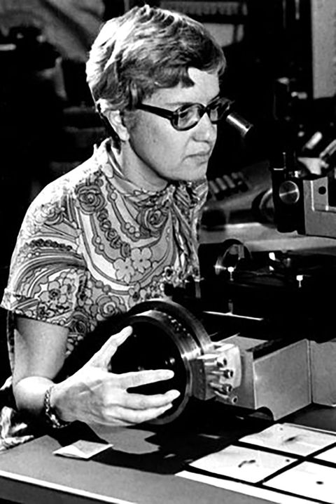 "<p>Rubin is known as the astrophysicist<span class=""redactor-invisible-space"" data-verified=""redactor"" data-redactor-tag=""span"" data-redactor-class=""redactor-invisible-space""> who confirmed the existence of dark matter in the atmosphere. She worked with astronomer Kent Ford in the '60s and '70s, when they discovered the reasoning behind stars' movement outside of the galaxy. She's dubbed a ""national treasure,"" but remains without a Noble Peace Prize because, well, you can guess why. </span></p>"