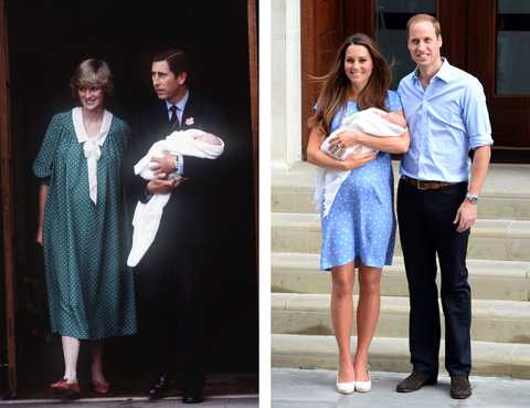 """<p>Both&nbsp;Prince&nbsp;William and Harry<span class=""""redactor-invisible-space"""" data-verified=""""redactor"""" data-redactor-tag=""""span"""" data-redactor-class=""""redactor-invisible-space""""> were born at St. Mary's Hospital in the private Lindo Wing. Kate Middleton gave birth to Prince George and Princess Charlotte here as well. Though it's&nbsp;<a href=""""http://www.marieclaire.co.uk/news/celebrity-news/kate-middleton-birth-plan-536750"""" target=""""_blank"""" data-tracking-id=""""recirc-text-link"""">reported</a>&nbsp;that Kate Middleton is thinking about switching up the tradition and giving birth to her third child&nbsp;at home.&nbsp;<span class=""""redactor-invisible-space"""" data-verified=""""redactor"""" data-redactor-tag=""""span"""" data-redactor-class=""""redactor-invisible-space""""></span></span></p>"""