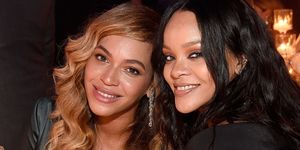 Rihanna and Beyonce | ELLE UK