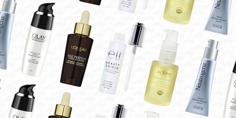 The 10 Best Drugstore Face Serums for Lazy People Who Still Want Perfect Skin