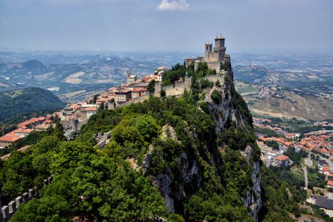 San Marino Is the Least-Visited European Country and It's Absolutely Breathtaking
