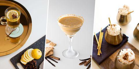 Food, Dish, Drink, Cuisine, Ingredient, Dessert, Non-alcoholic beverage, Irish cream, Pumpkin pie, Semifreddo,