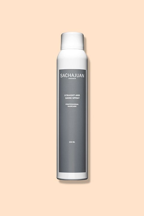 "<p>Most shine-enhancing sprays turn fine hair into a greasy, lank mess, but this heat protector uses only lightweight silicones to shield hair from damage while giving it a boost of shine.</p><p><i data-redactor-tag=""i"">Sachajuan Straight &amp; Shine Spray, $33</i></p><p><strong data-redactor-tag=""strong"">BUY IT:&nbsp;<a href=""https://www.net-a-porter.com/us/en/product/660393/sachajuan/straight-and-shine-spray--200ml"" target=""_blank"">net-a-porter.com</a>.</strong></p>"