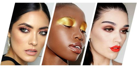 9 Insanely Gorgeous Makeup Ideas for Your Next Holiday Party