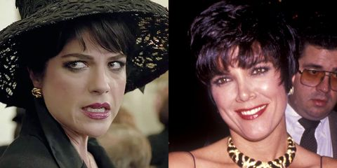 blair played jenner as her pre keeping up with the kardashians self in the people v o j simpson american crime story