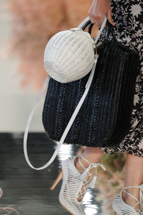 <p>Two straw bags &gt; one. Or none.</p>
