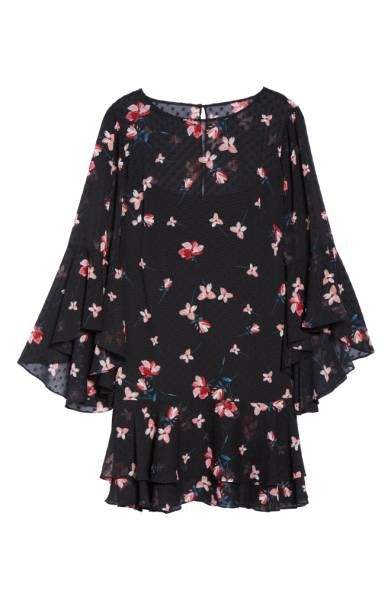 Clothing, Sleeve, Black, Dress, Blouse, Pink, Top, T-shirt, Outerwear, Pattern,