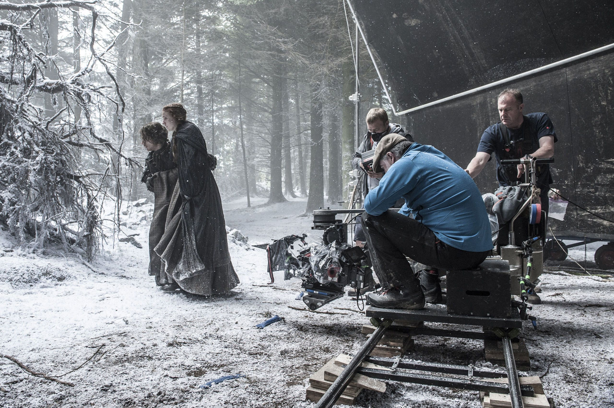 Exclusive: The 'Game of Thrones' Director of Cinematography Just Revealed All His Secrets to Us