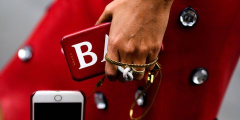 Red, Finger, Hand, Gadget, Technology, Smartphone, Fashion accessory, Photography, Electronic device, Telephony,