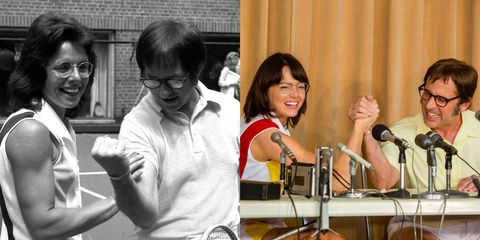 bobby riggs battle of the sexes