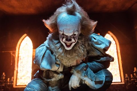 """Pennywise from """"IT"""""""