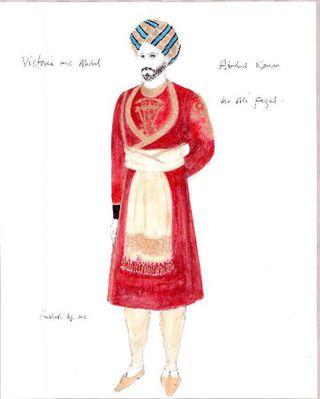 Victoria And Abdul Costume Designer Interview Consolata Boyle Interview