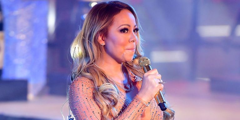 Mariah Carey to Her NYE Performance Haters: ¯\_(ツ)_/¯