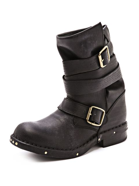 Best Motorcycle Boots Fall 2013 Moto Boots Fall Trend