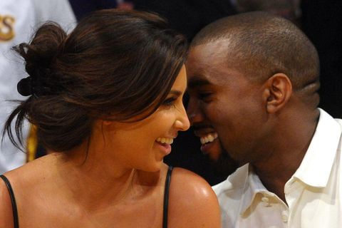 Kim Kardashian and Kanye West Are Married!