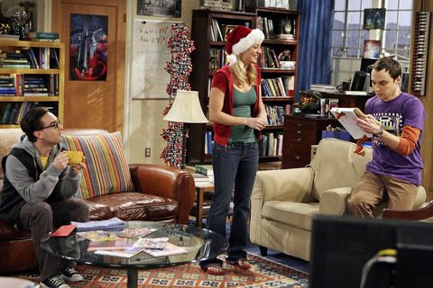 big bang theory penny saves sheldons christmas