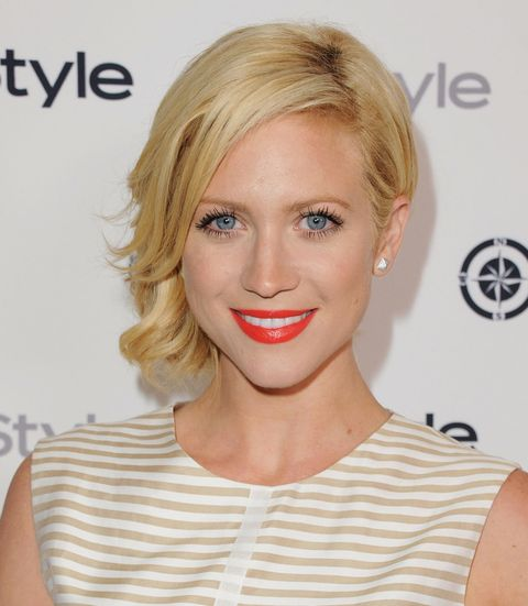 brittany snow great hair 2013