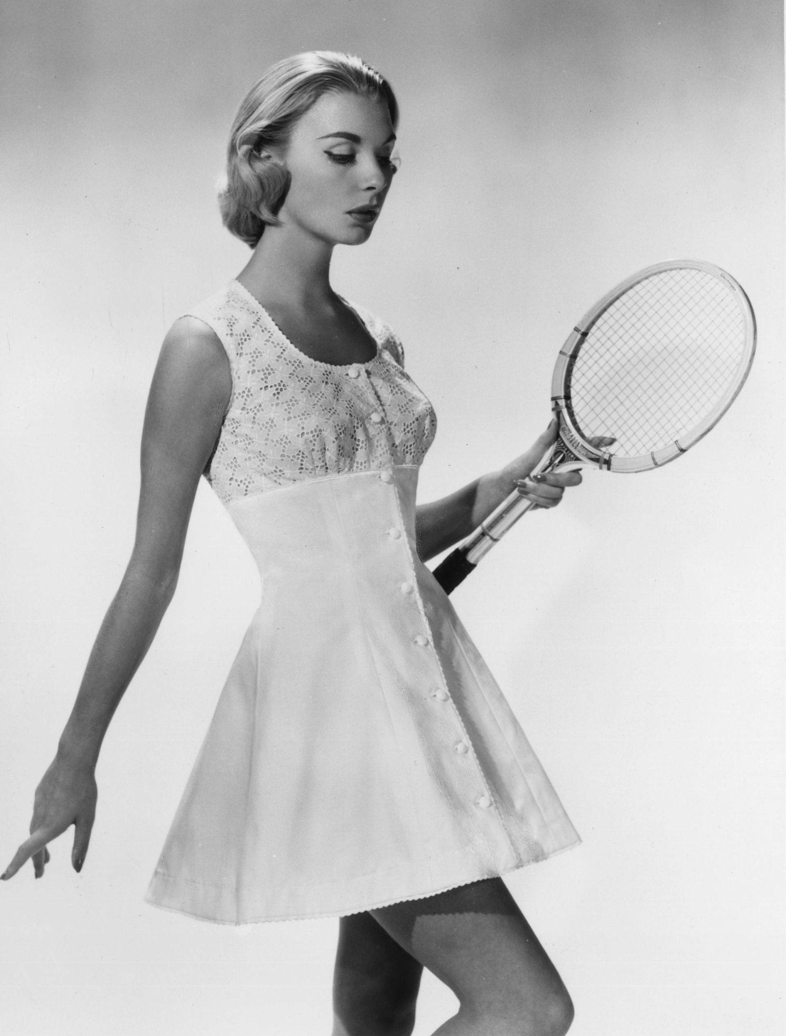 Tennis Style Through The Years Women S Tennis Fashion
