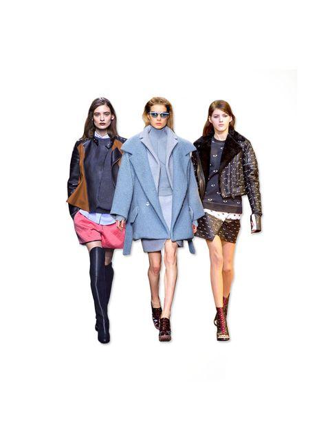 Clothing, Sleeve, Collar, Textile, Outerwear, Style, Fashion model, Knee, Street fashion, Fashion,