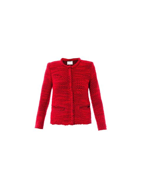 Sleeve, Collar, Textile, Outerwear, White, Style, Pattern, Carmine, Fashion, Maroon,