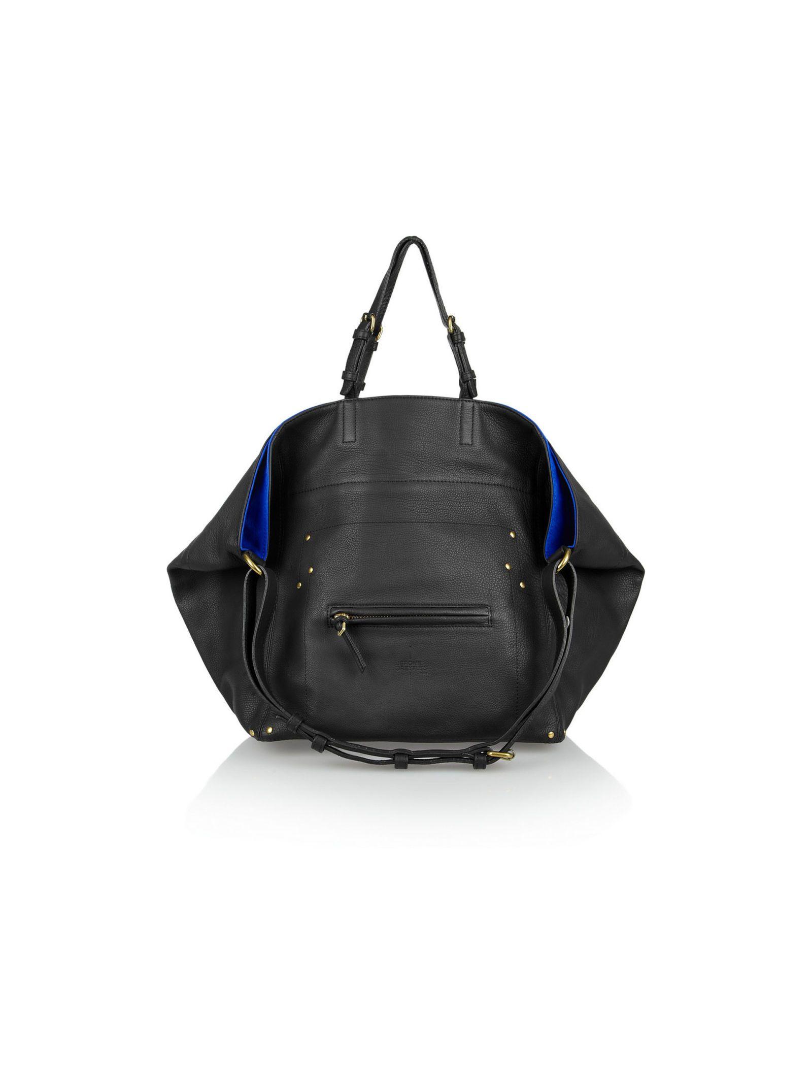 Best Handbags Fall 2013 Handbag Trends Emma Tote Blue Print