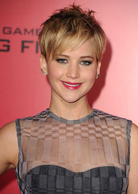 jennifer lawrence hair 2013