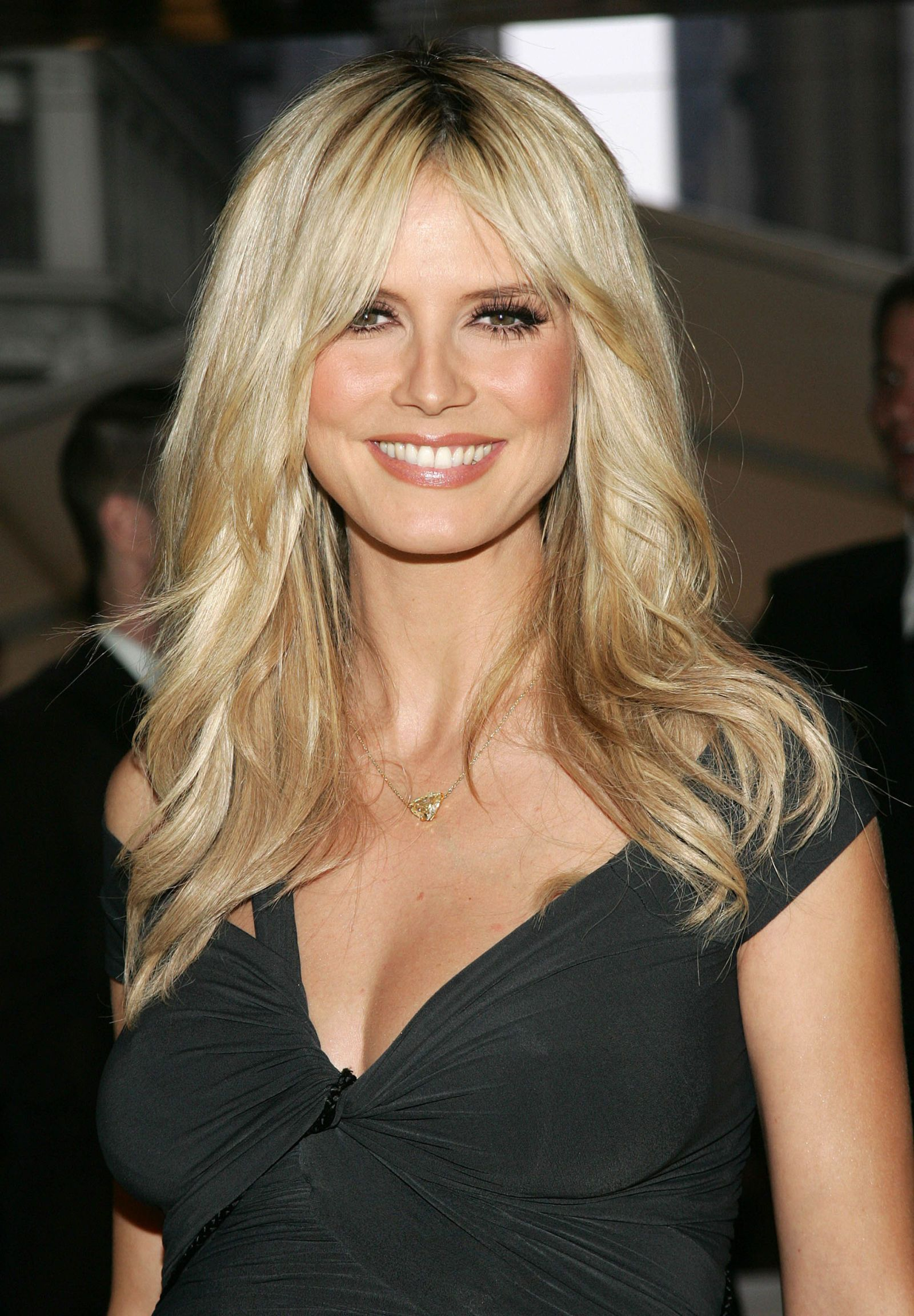 Heidi Klum Hair And Makeup Heidi Klum Beauty Looks
