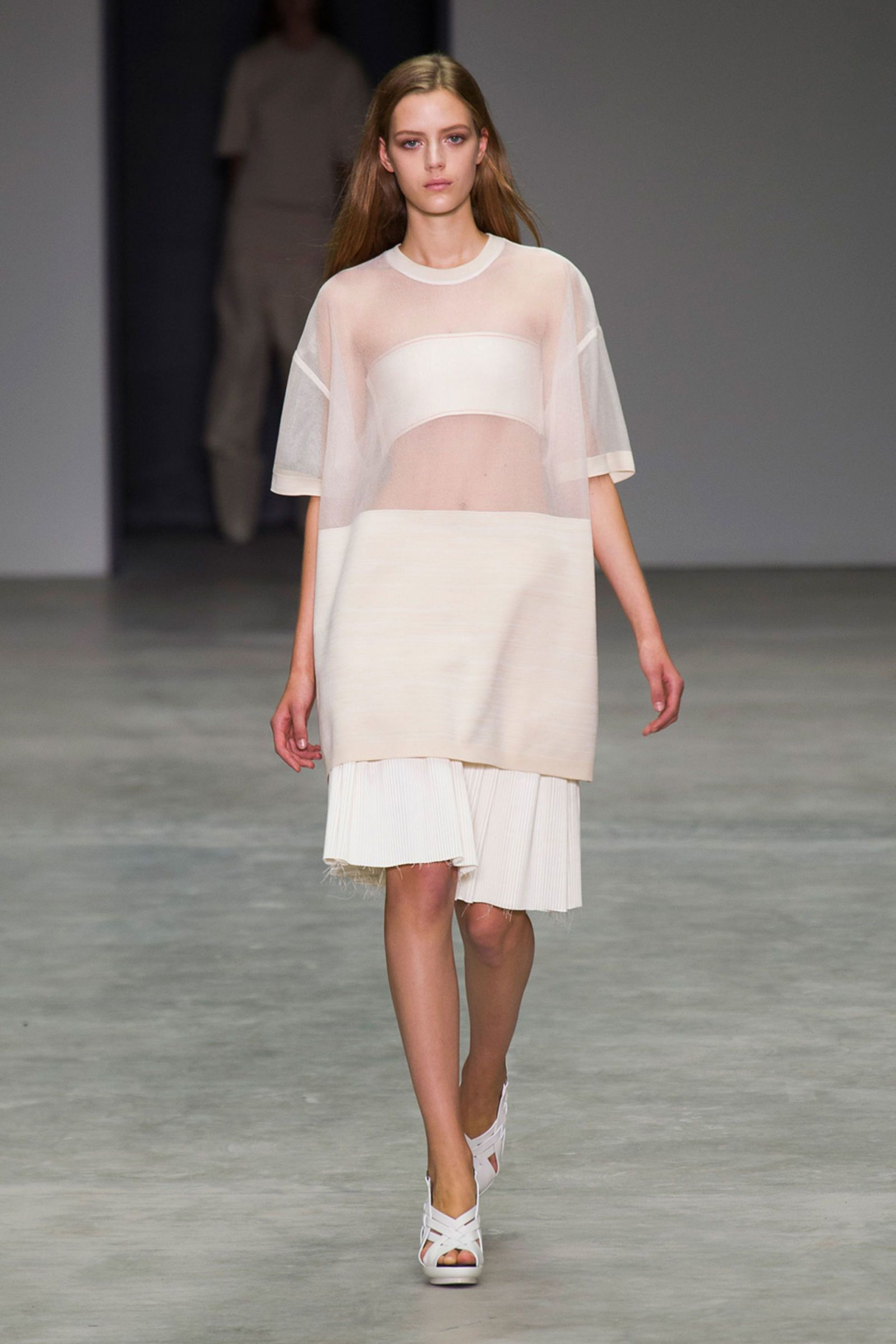 New York Fashion Week SS14: Marie Claire's Top 5 Beauty Looks New York Fashion Week SS14: Marie Claire's Top 5 Beauty Looks new images