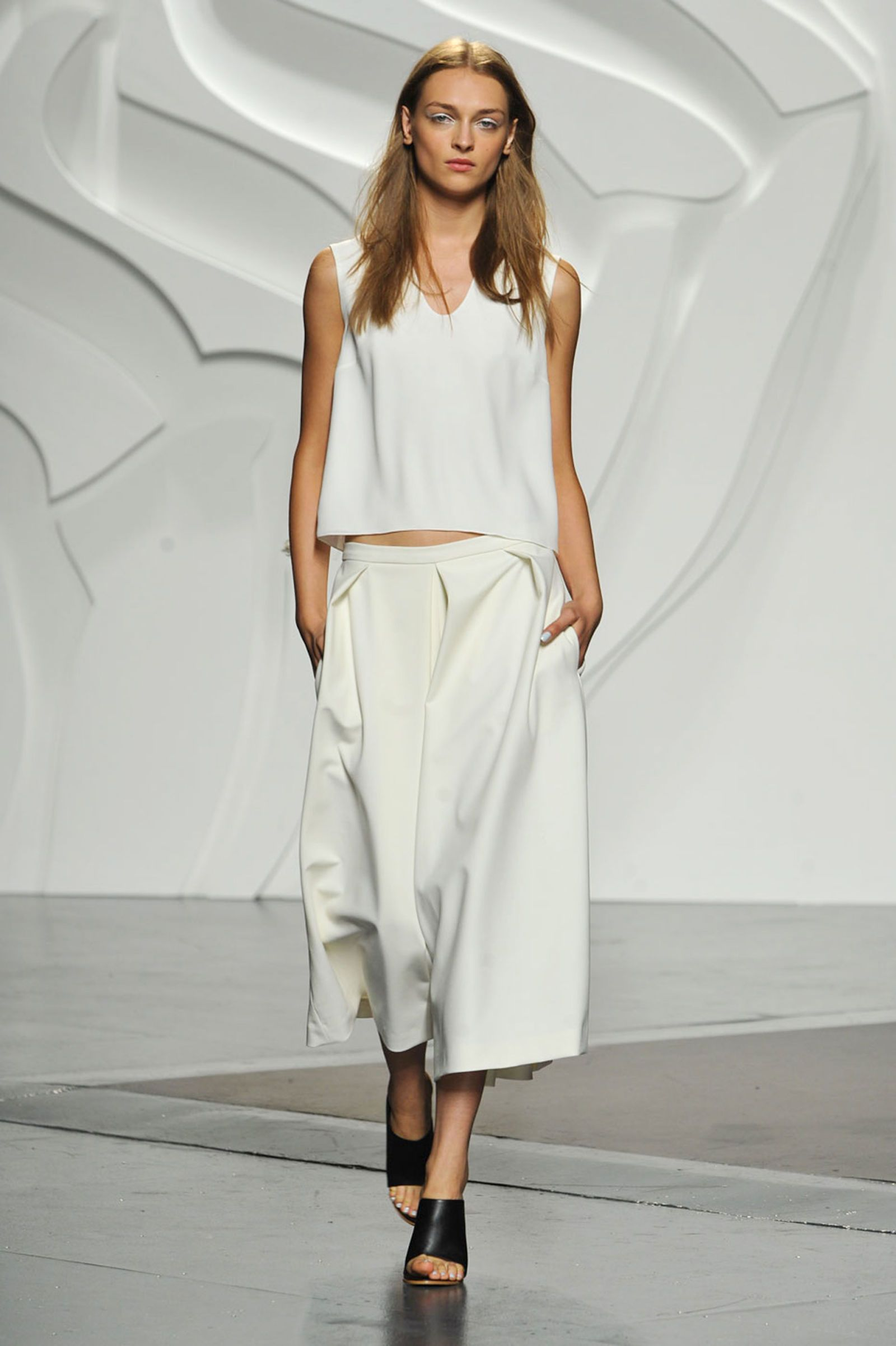 pictures New York Fashion Week SS14: Marie Claire's Top 5 Beauty Looks