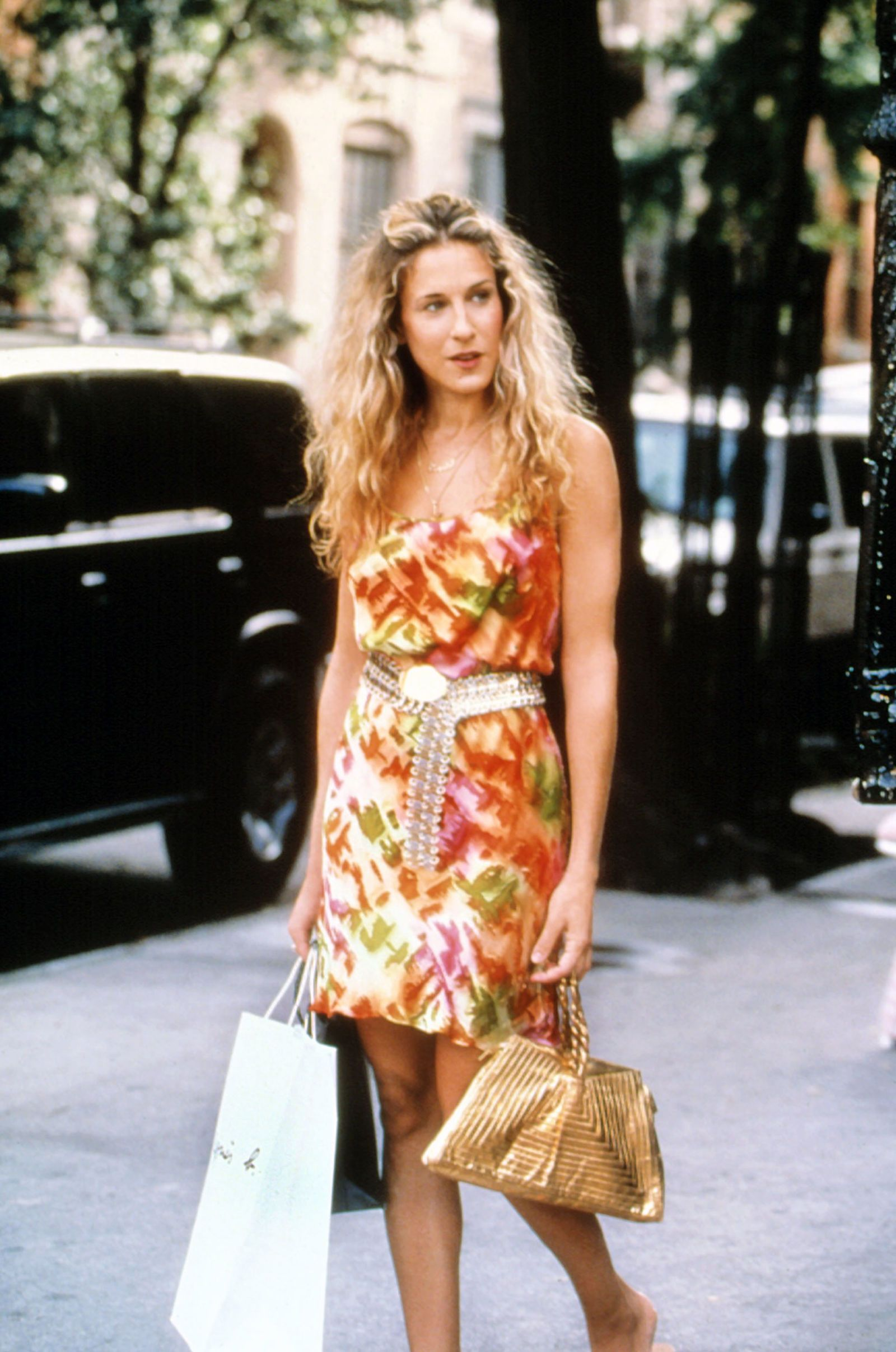 Carrie Bradshaw S Hair Sex And The City Style