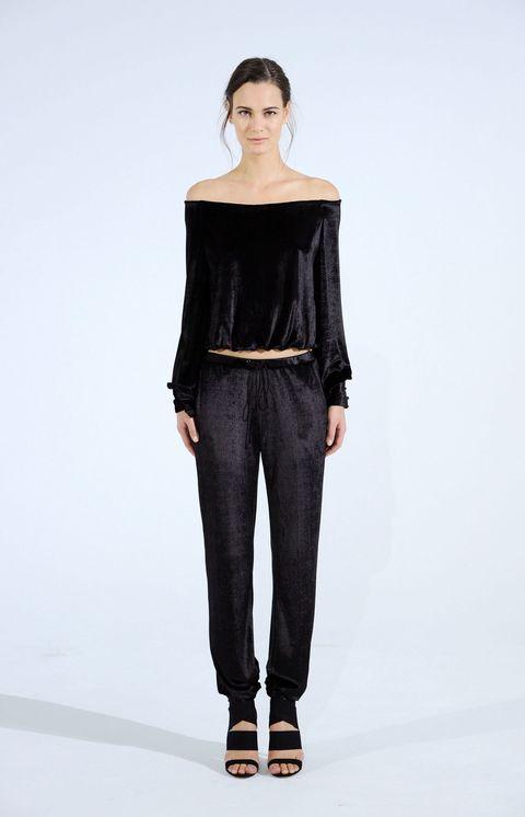 New York Fashion Week Trend: Velvet