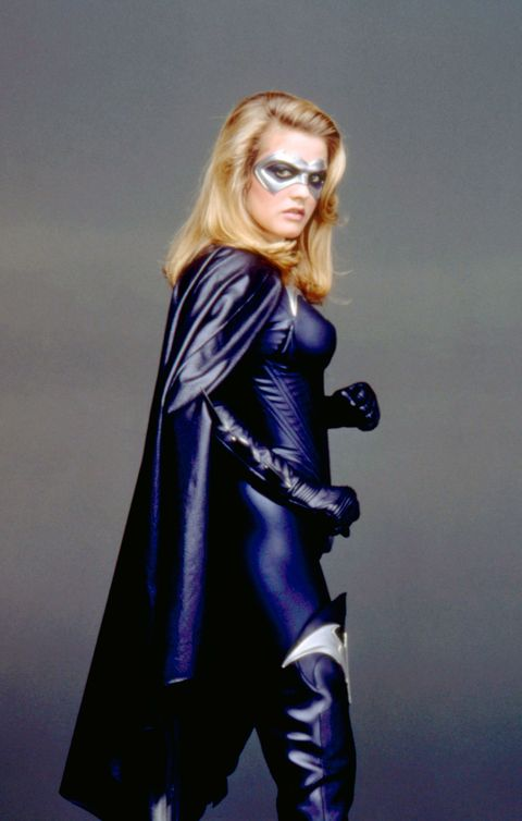 Batgirl played by Alicia Silverstone