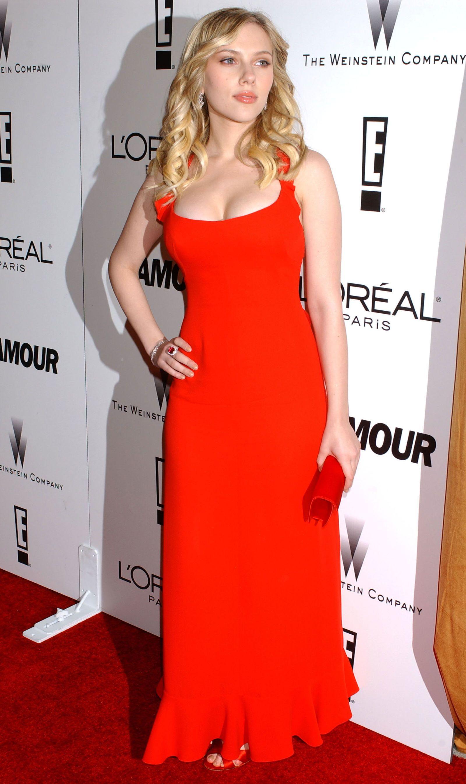 Scarlett Johansson Hair And Makeup Scarlett Johansson Red Carpet Looks