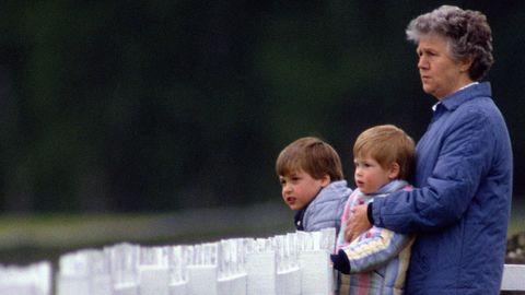 royal baby childhood