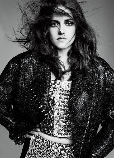 Kristen Stewart Marie Claire Cover