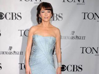 catherine zeta jones at the tony awards
